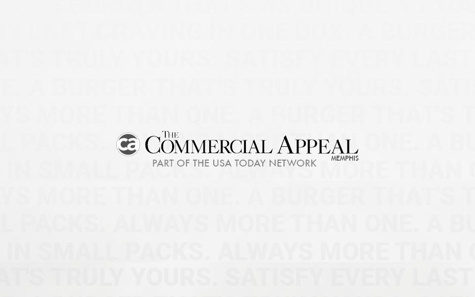 the commercial appeal black and white logo