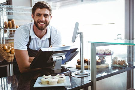 Restaurant Owner very excited for Franchise Opportunity
